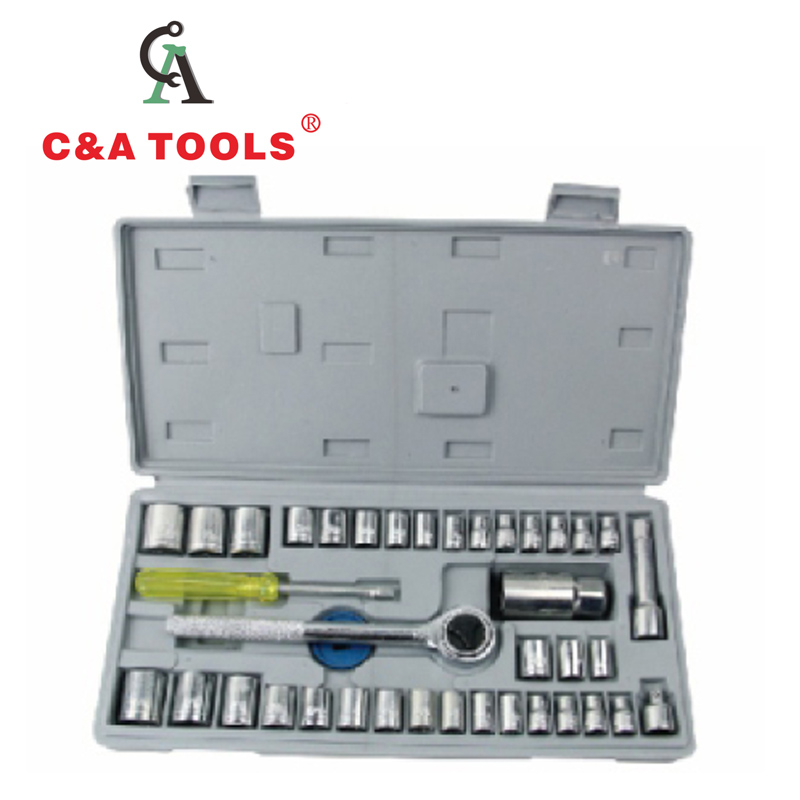 40 Pcs Socket Set