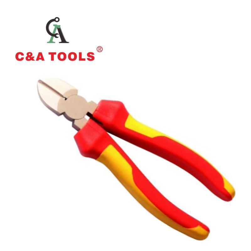 German Type Diagonal Cutting Pliers