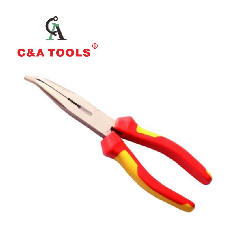 German Type Bent Nose Pliers