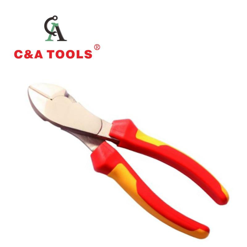 German Type Heavy Duty Diagonal Cutting Pliers