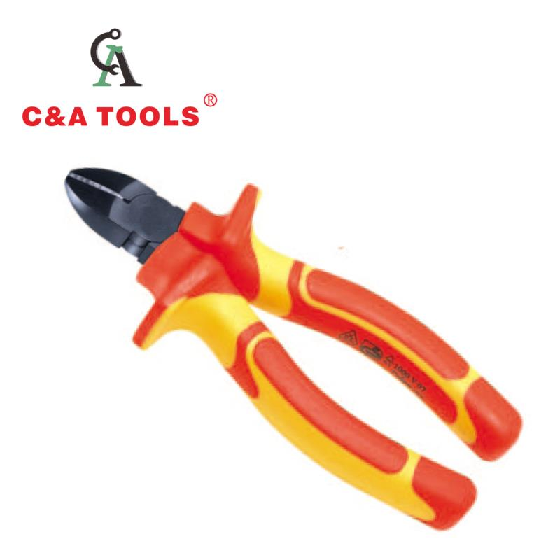 German Type Diagonal Cutting Pliers