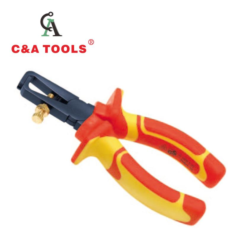 German Type Wire Stripper Pliers