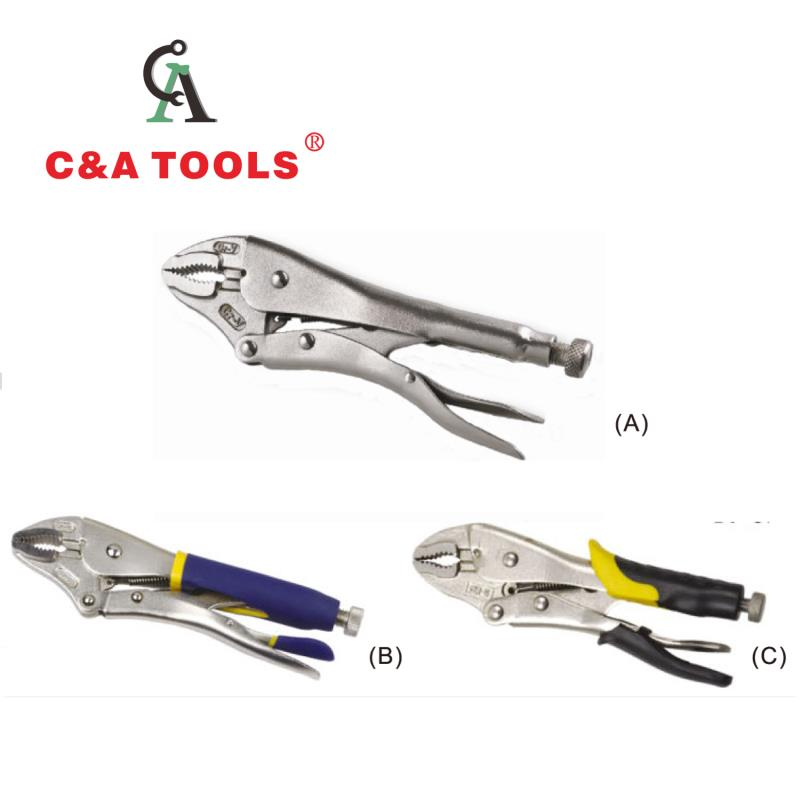 3-Revits Locking Pliers