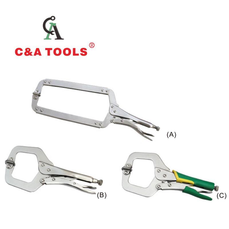C Type Locking Pliers
