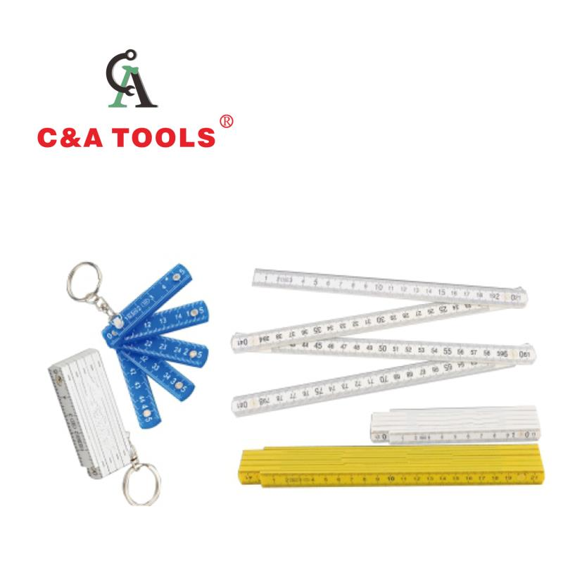 Plastic Folding Ruler