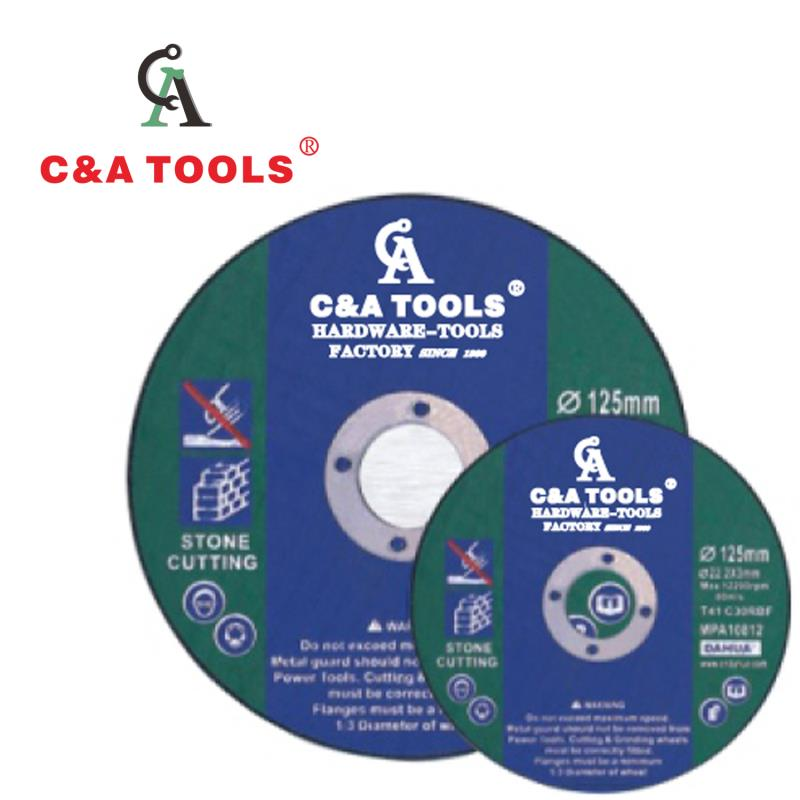 Flat Cut-off Discs (for Metall)