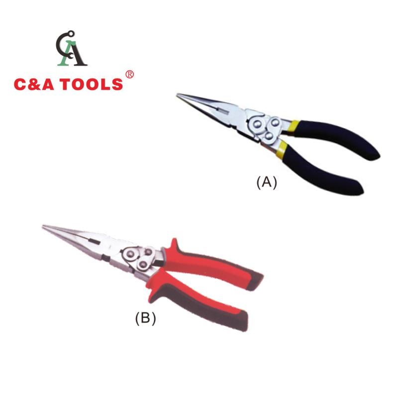 Compound Long Nose Pliers