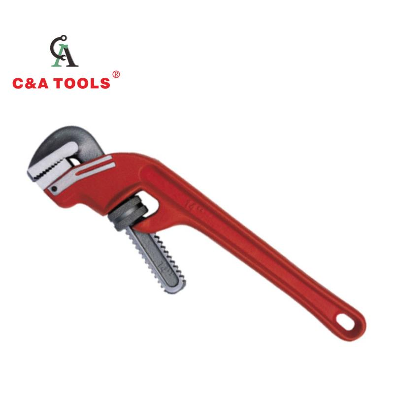 Slanting Type Pipe Wrench