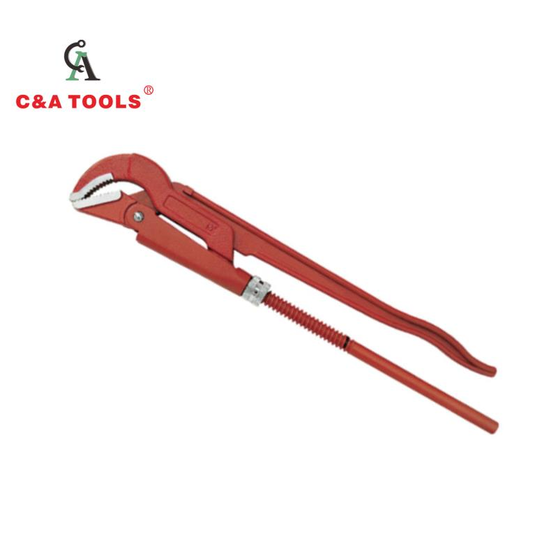 45° Bent Nose Pipe Wrench