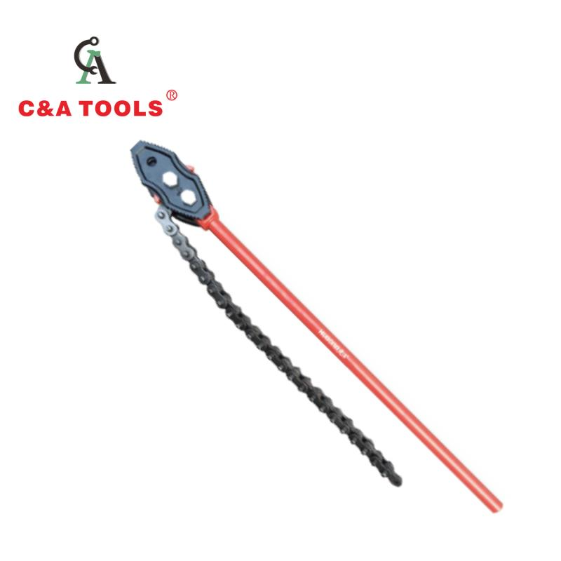 Chain Type Pipe Wrench