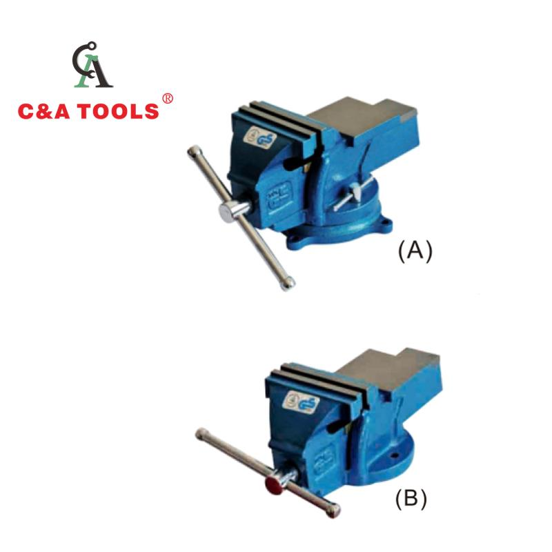GS Approval Bench Vise