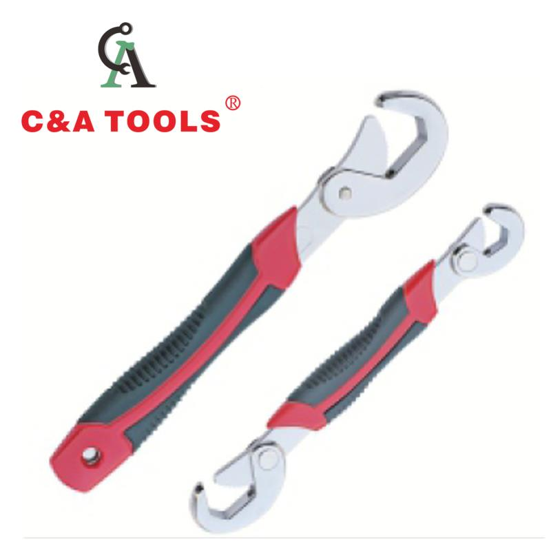 Universal Wrench with Plastic Handle