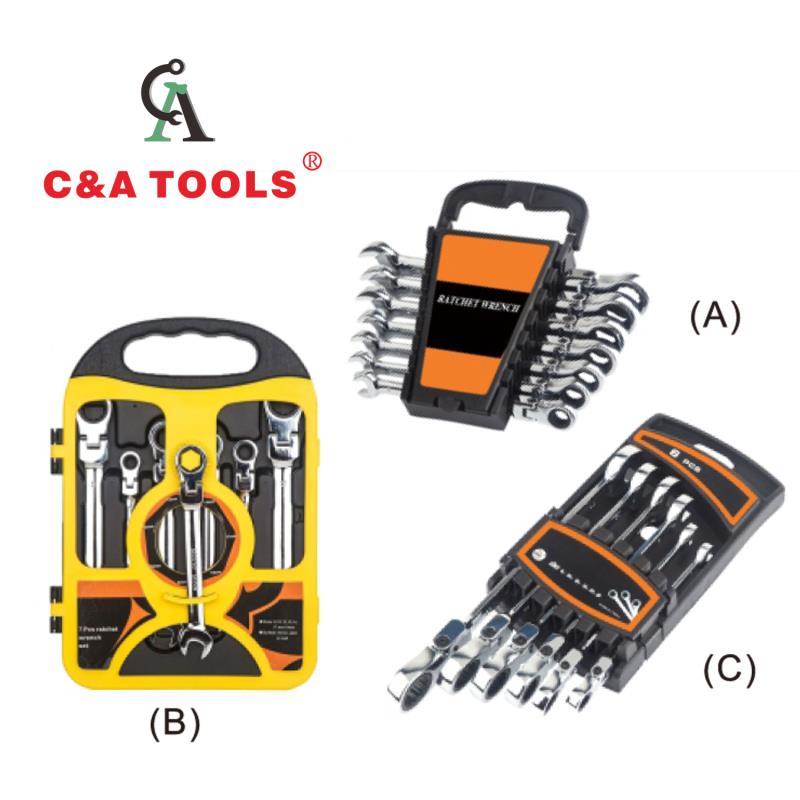Ratchet Wrench Set