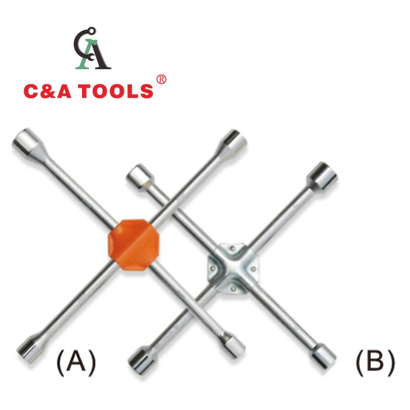 Cross Wrench with Facom