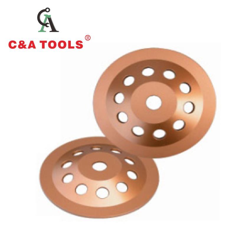 Welded Cup Wheels