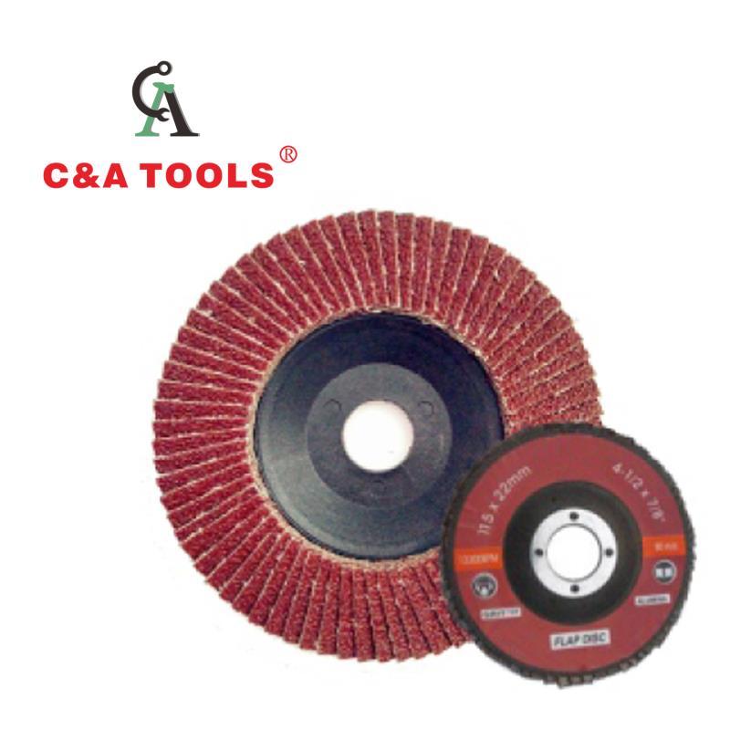 Flap Disc-Aluminum Oxide Grains