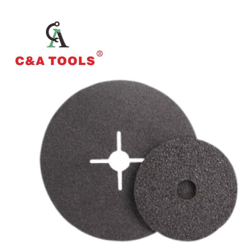 Vulcanized Fibre Disc (Silicon Carbide Type)