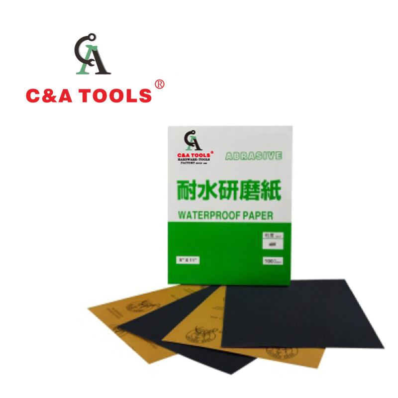 Waterproof Abrasive Paper (Silicon Carbide)