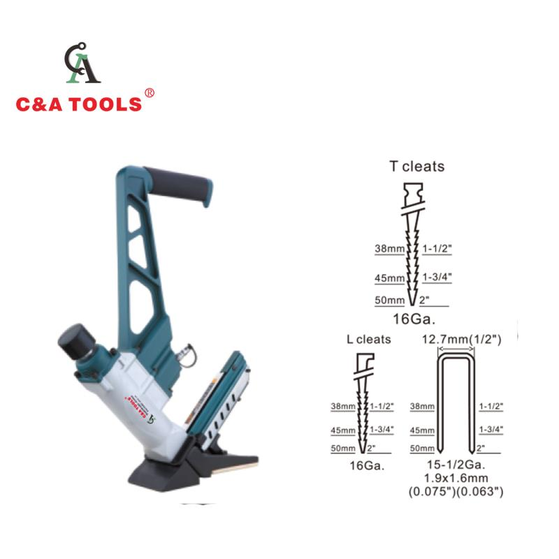 3 in 1 Flooring Nailer