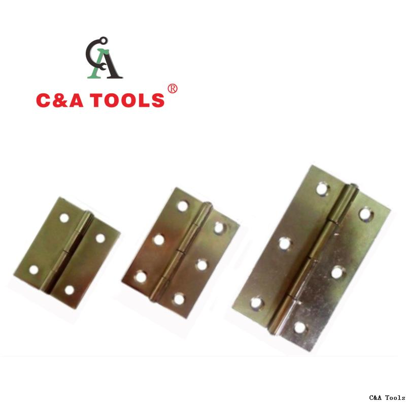 Light Iron Square Hinge