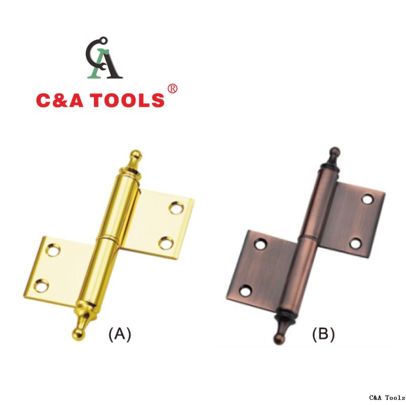 Flag Type Iron Hinge