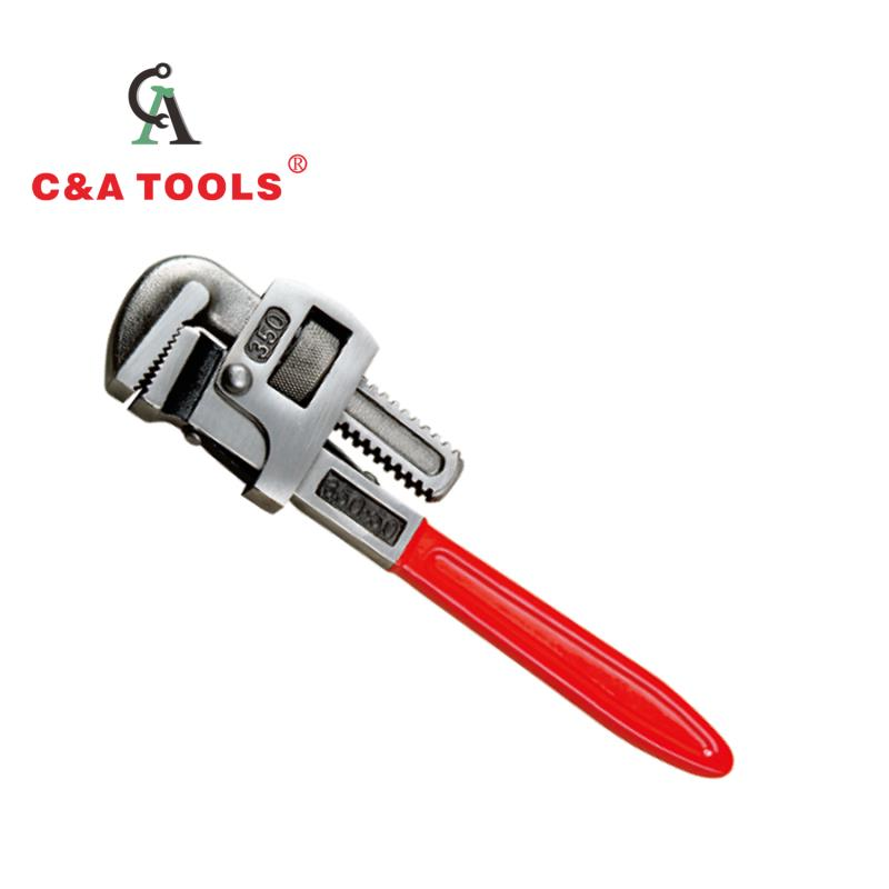 Use Of British Type Pipe Wrench