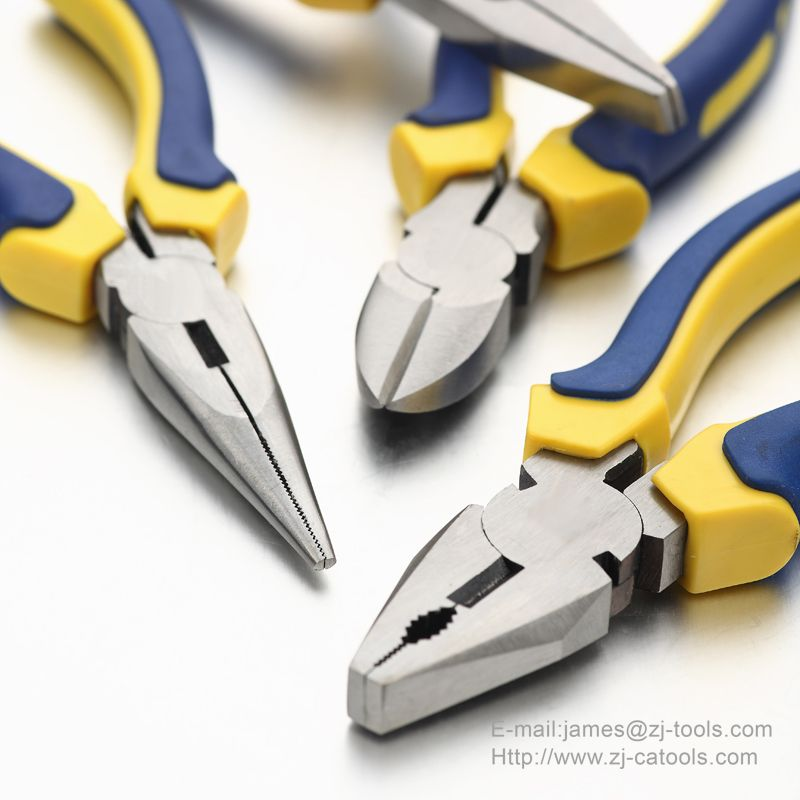 German Type Combination Pliers
